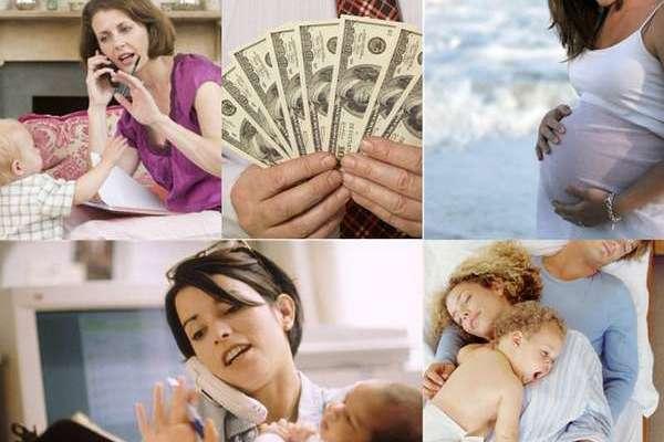 Можно ли получить кредит в декретном отпуске