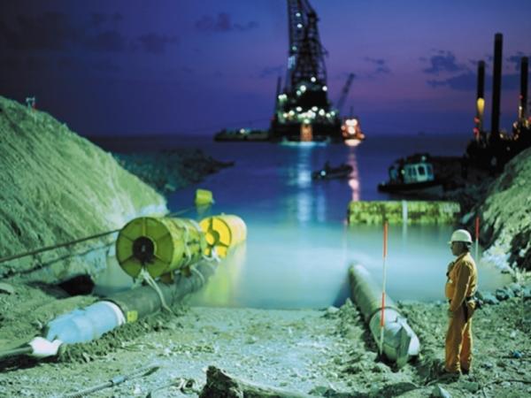 Газпром упрекает ЕС в холодном отношении к строительству южного трубопровода