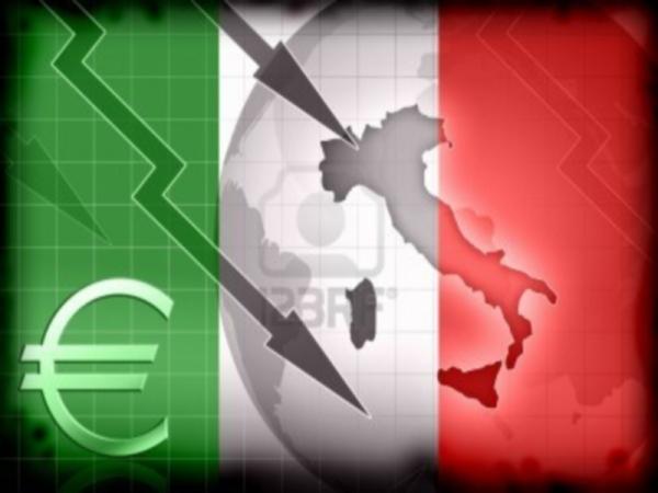 Ухудшение экономической ситуации в Италии набирает обороты