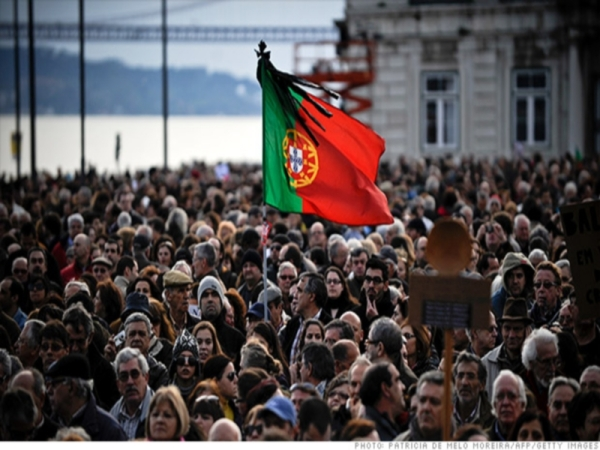 Евросоюз ослабит условия кредита для Португалии