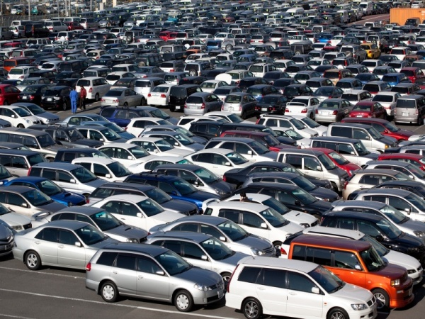 Уровень продаж автомобилей в Европе опустился до минимального уровня за последние 20 лет