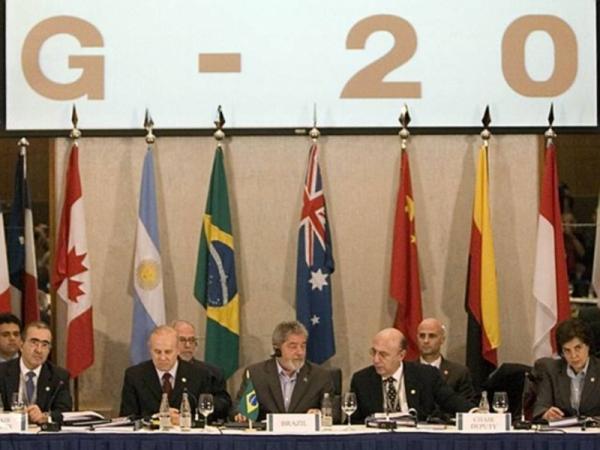 G20 сосредоточится на уклонении от налогов и мерах стимулирования мировой экономики