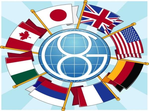 G8 усиливает давление на оффшорные банки