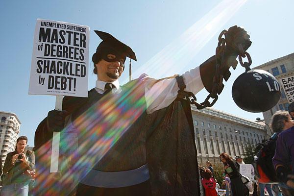 Студенческий долг в США: катастрофа студенческих займов