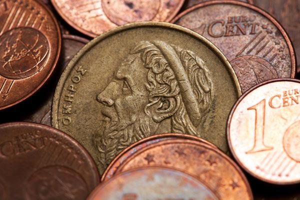 Греки создают свою местную валюту