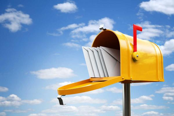 Что представляют собой кредитные карты по почте?