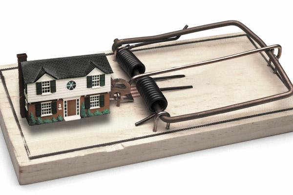 Кредитное мошенничество в сфере покупки жилья