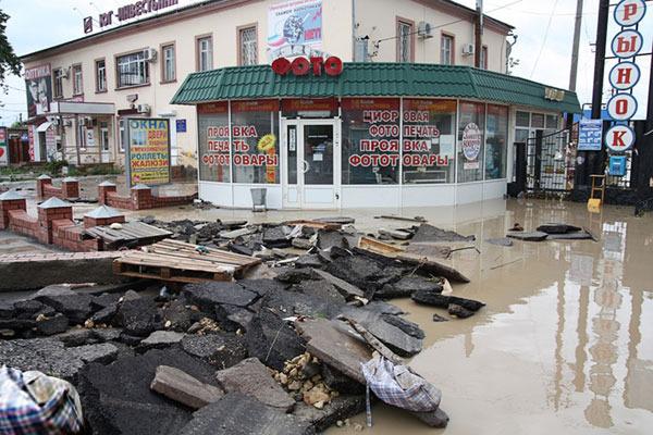 Льготные займы предпринимателям, пострадавшим от кубанского наводнения