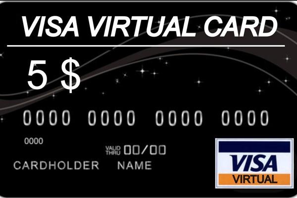 Виртуальная кредитная карта Visa Virtual – удобство и безопасность в расчетах