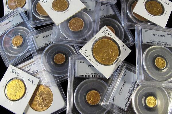 Как инвестировать в золото? Часть 2 – золотые монеты