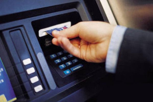 Как оплатить кредит через банкомат?