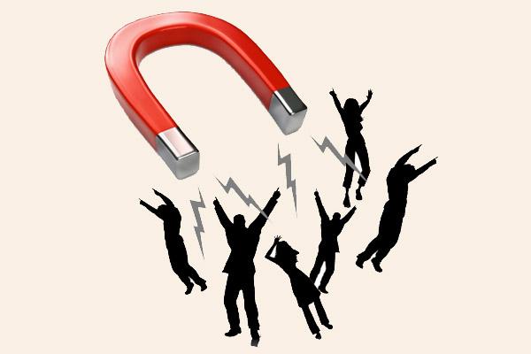 Как осуществляется привлечение клиентов в банк?