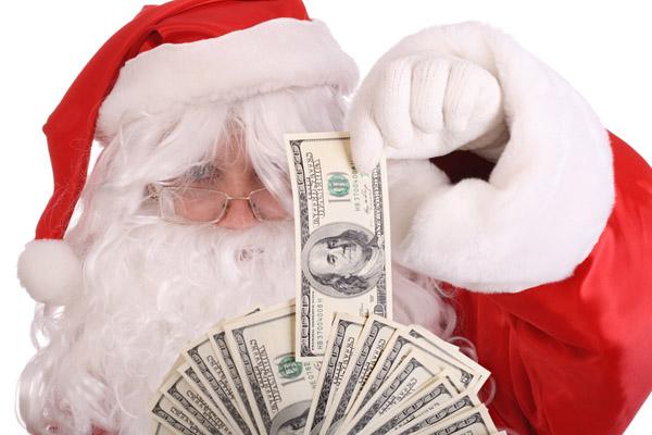 Оформляем наличный заем на новогодние праздники