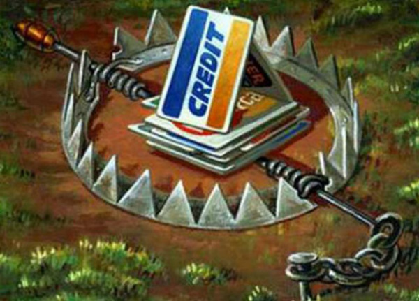 Заложники кредитных карт – почему растут долги по кредитам