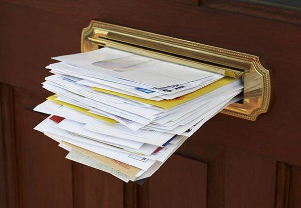 Кредитные карты по почте – сомнительные преимущества?