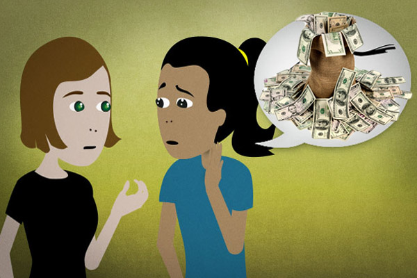 Стоит ли оформлять заем для друга?