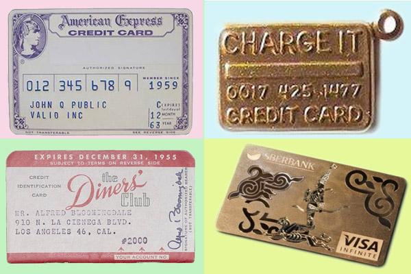 Банковская платежная карта – этапы эволюции