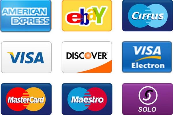 Наиболее распространенные виды платежных систем