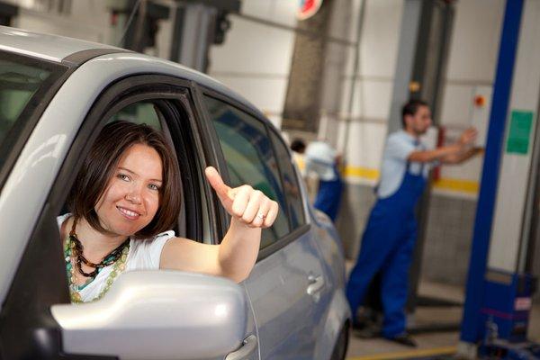 Как взять кредит на ремонт автомобиля?