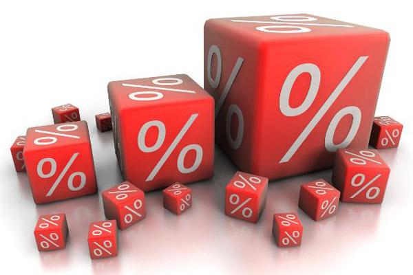 От чего зависит размер процентной ставки?