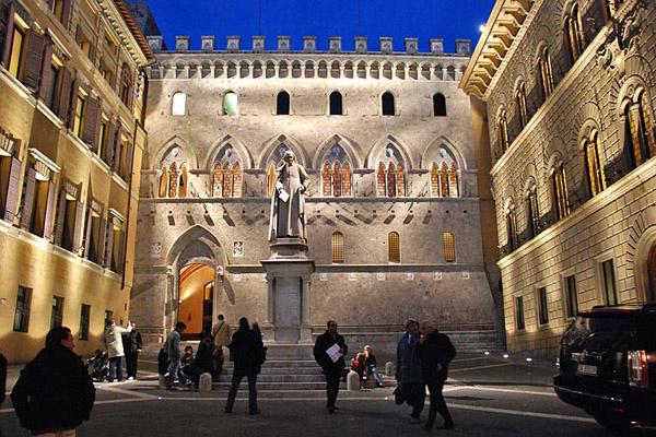 Итальянский банк Monte dei Paschi di Siena станет совсем другим