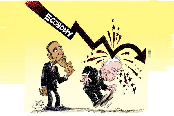 Америку кризис ничему не научил