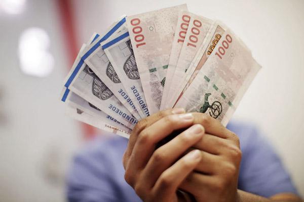 Валютные войны: Датская крона к евро все еще «привязана». Надолго ли?
