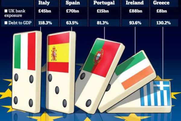 Европейский долговой кризис - и все по кругу