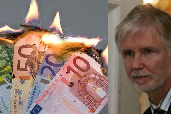 Финляндия готовится к выходу из еврозоны?