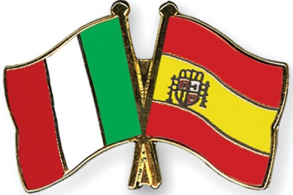 Италия и Испания снова в центре внимания