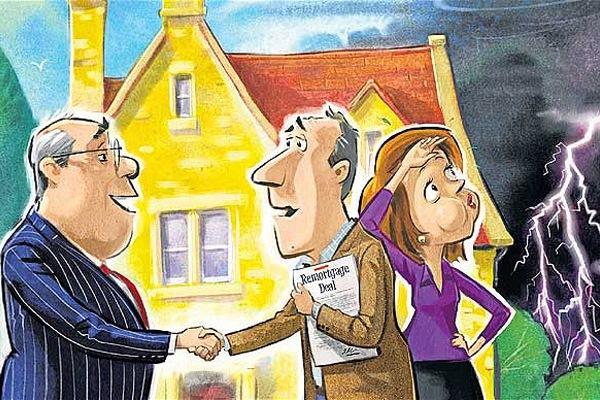 В Британии снова массово одобряют ипотечные кредиты