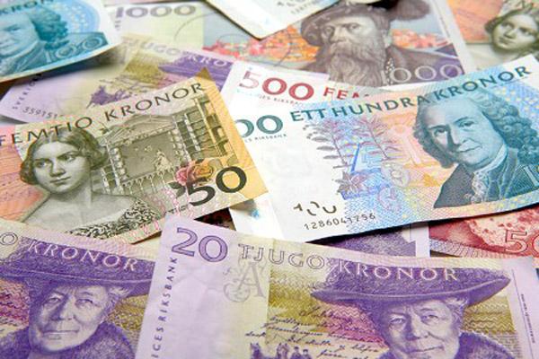 Валютные войны. Курс шведской кроны пока удерживается