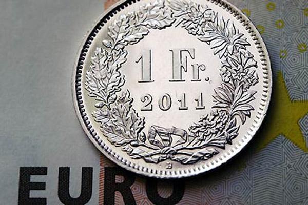 Швейцарский франк к евро – новые показатели, новые перспективы