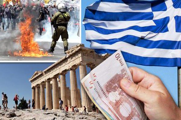 Кризис в Греции набирает обороты. Власти добрались до депозитов
