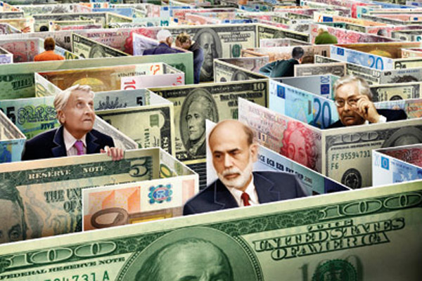 Центральные банки могли бы спасти мир. Но у них не получается