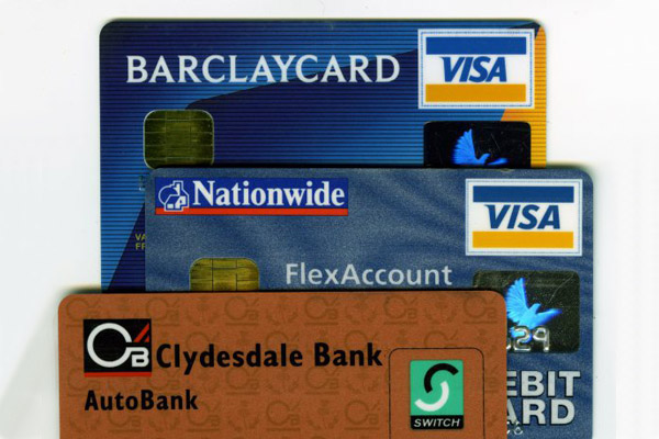 Как получить кредитную карту в Англии?