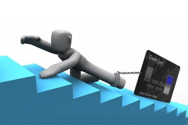 Несколько признаков того, что вы катитесь в долговую яму