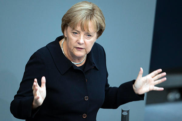 Германия вступает в период второй рецессии