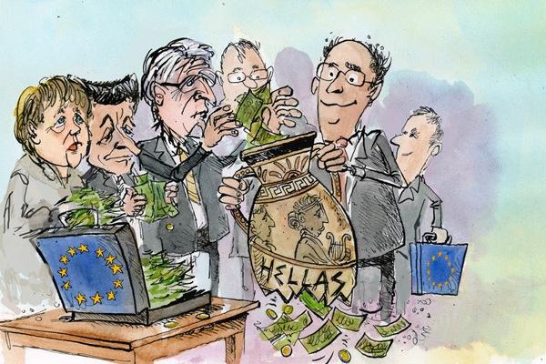 И снова о Греции…