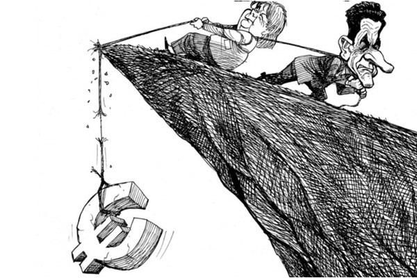 Подрыв евро Европу не спасет. Искать выход все равно придется