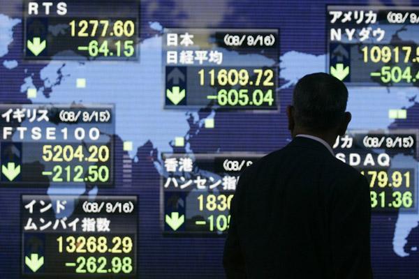 Что беспокоит мировые финансовые рынки?