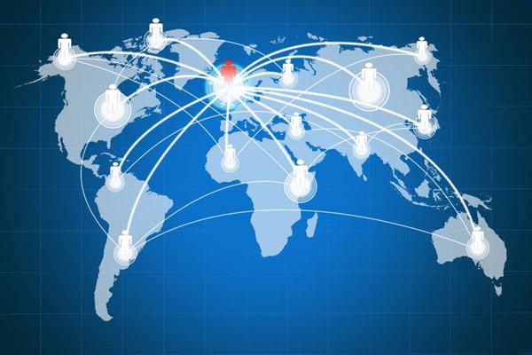 Глобализация идет вперед