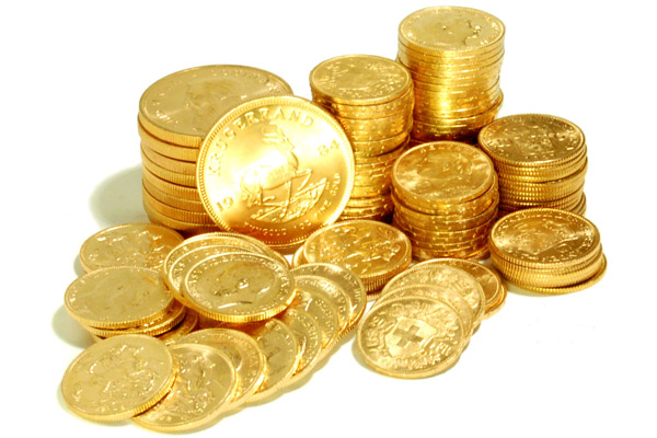 Инвестиции в золото – покупка золотых монет