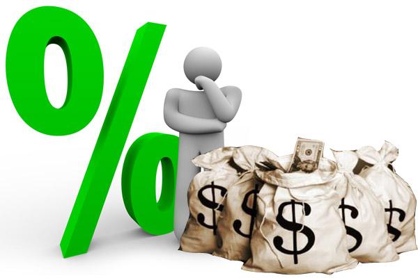 Можно ли заработать на росте процентных кредитных ставок?
