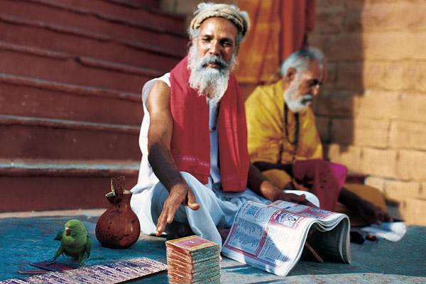 Падение рупии как повод для… звонка астрологу