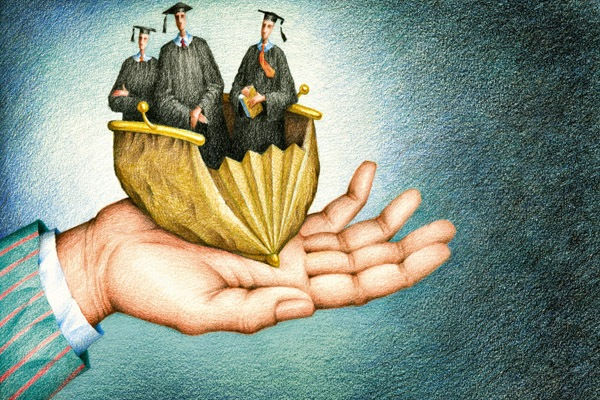 Кредиты на образование в Штатах – суммы больше, ставки меньше