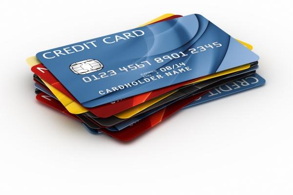 Кредитные карточки.