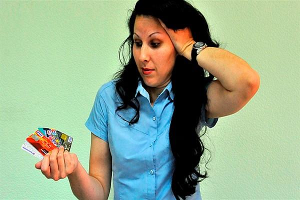 Как выплатить свой долг по кредитной карте?