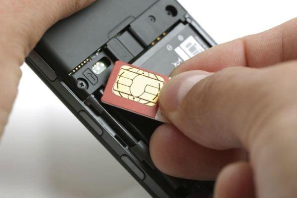 Если новая сим-карта прикреплена к чужому банковскому счету...