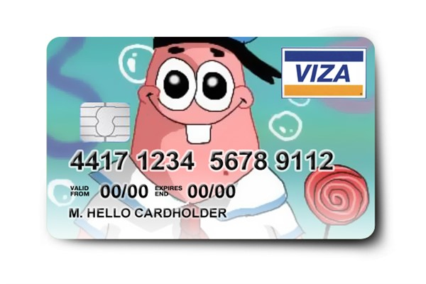 О чем говорит номер кредитной карточки?